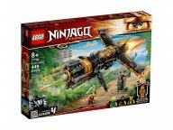 LEGO 71736 Ninjago® Kruszarka skał