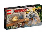 LEGO Ninjago® Movie™ Latająca meduza 70610