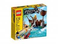 LEGO Pirates Bitwa na wraku 70409