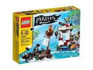LEGO Pirates Żołnierski posterunek 70410