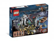 LEGO Pirates of the Caribbean™ Isla de la Muerta 4181