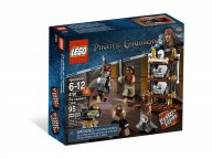 LEGO Pirates of the Caribbean™ The Captain's Cabin 4191
