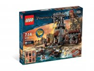 LEGO Pirates of the Caribbean™ 4194 Whitecap Bay