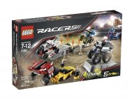 LEGO Racers 8182 Monster Crushers