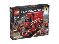 LEGO Racers 8185 Ferrari Truck
