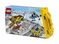 LEGO 8196 Ucieczka przed helikopterem