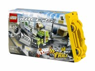 LEGO 8199 Racers Stłuczka i kradzież