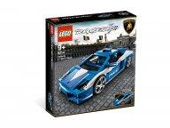 LEGO 8214 Gallardo LP 560-4 Polizia
