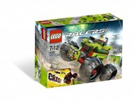LEGO Racers Nitro Drapieżnik 9095