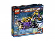 LEGO Space Police 5982 Smash'n Grab