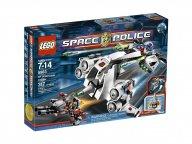 LEGO 5983 Space Police Undercover Cruiser