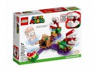 LEGO 71382 Super Mario Zawikłane zadanie Piranha Plant - zestaw rozszerzający