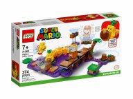 LEGO 71383 Super Mario Trujące bagno Wigglera - zestaw dodatkowy