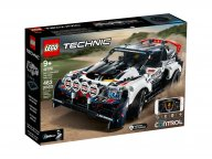 LEGO Technic 42109 Auto wyścigowe Top Gear sterowane przez aplikację