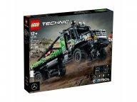 LEGO 42129 Ciężarówka Mercedes-Benz Zetros z napędem na 4 koła