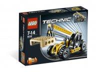LEGO 8045 Mały podnośnik teleskopowy