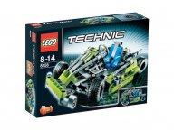 LEGO 8256 Technic Gokart