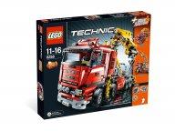 LEGO Technic Crane Truck 8258