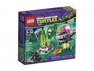 LEGO Teenage Mutant Ninja Turtles™ Ucieczka z laboratorium Kraanga 79100
