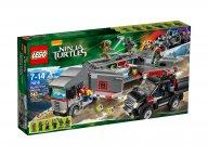 LEGO 79116 Teenage Mutant Ninja Turtles™ Wielka ucieczka