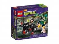 LEGO Teenage Mutant Ninja Turtles™ 79118 Rowerowa ucieczka Karai