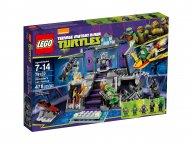 LEGO Teenage Mutant Ninja Turtles™ Ratunek z kryjówki Shreddera 79122