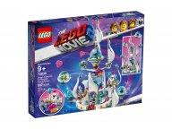 LEGO THE LEGO® MOVIE 2™ Pałac Królowej Wisimi 70838