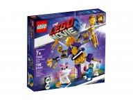 LEGO 70848 THE LEGO® MOVIE 2™ Imprezowa ekipa z Siostar