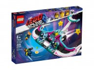 LEGO THE LEGO® MOVIE 2™ 70849 Myśliwiec Słodka Żyleta
