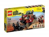 LEGO The Lone Ranger™ Ucieczka dyliżansu 79108
