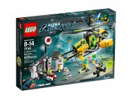 LEGO Ultra Agents Sekretne laboratorium 70163