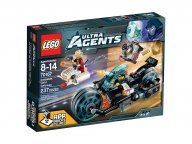 LEGO 70167 Ultra Agents Invizable Gold Getaway