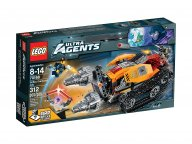 LEGO Ultra Agents Drillex Diamond Job 70168