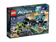 LEGO Ultra Agents 70169 Agent Stealth Patrol