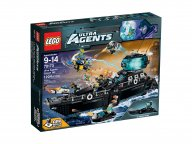 LEGO 70173 Ultra Agents Ocean HQ