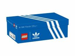 LEGO 10282 But adidas Originals Superstar