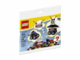 LEGO 30499 Robot/Vehicle Free Builds