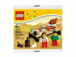 LEGO 40056 Thanksgiving Feast