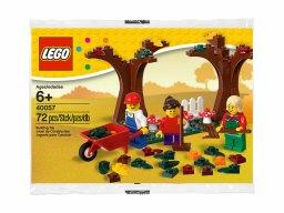 LEGO Fall Scene 40057
