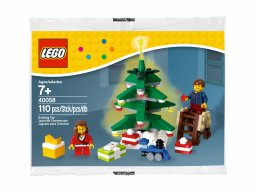 LEGO 40058 Decorating the tree
