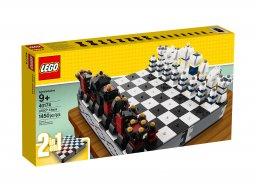 LEGO 40174 Zestaw szachów z motywem LEGO®