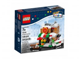 LEGO Bricktober Pizza Place 40181