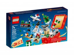 LEGO 40222 Christmas Build Up