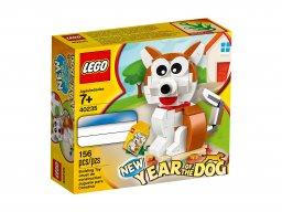 LEGO 40235 Rok Psa