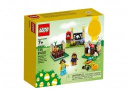 LEGO Pogoń za jajkiem wielkanocnym 40237