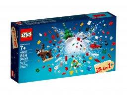 LEGO 40253 Świąteczne budowanie z LEGO®