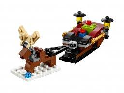 LEGO 40287 Sanie