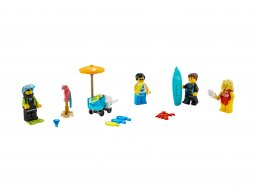 LEGO 40344 Summer Celebration Minifigure Set