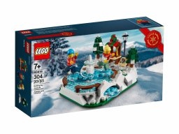 LEGO Lodowisko 40416