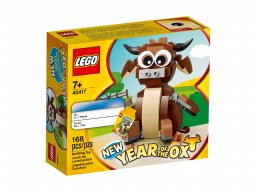 LEGO 40417 Rok bawoła
